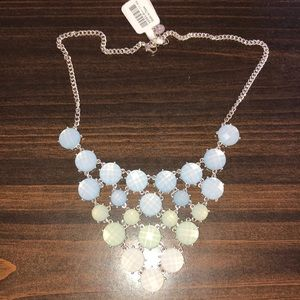 Blue ombré Necklace from Icing